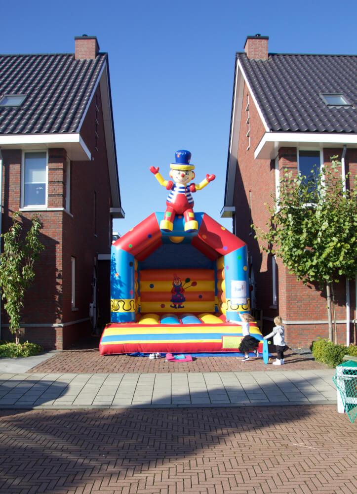 Kinderverjaardag, de nieuwste hot spot