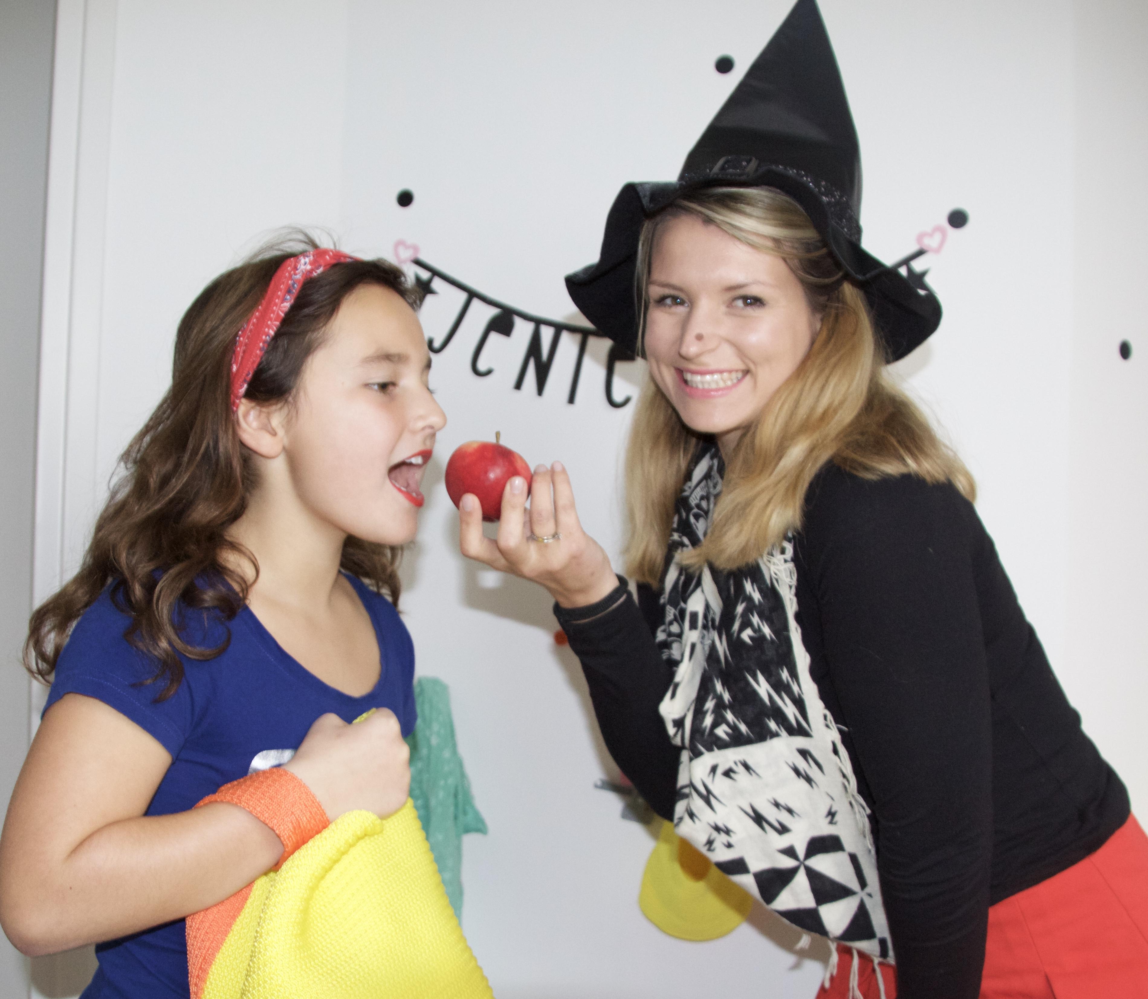 Halloween, mijn thuiswedstrijd!