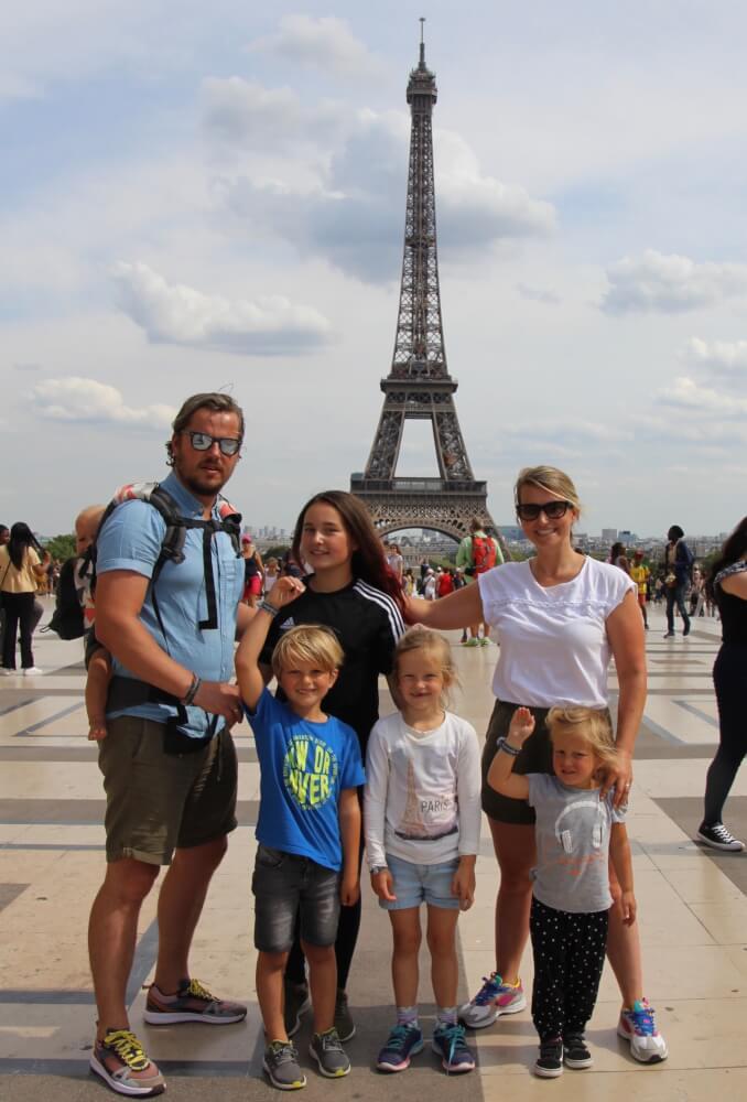 Hoezo Parijs niet leuk met kleine kinderen?